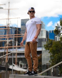 Classic Tee - Cooltech - White #aesthetic #outfit #liftwear #men #fashion #athlets #t-shirt