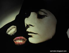 Ruby Lips - jewelry by Salvador Dali, Figueres, Spain.