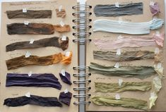 iron water as modifier for eco dyeing