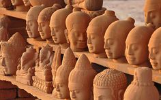 Artisans khmers