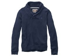 Timberland - Men's Earthkeepers® Lightweight Shawl Collar Sweater