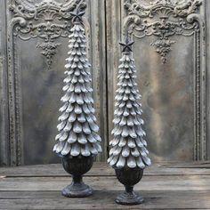 Świąteczna dekoracja - Vintage Christmas Tree - NieMaJakwDomu