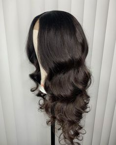 Thriving Hair Virgin Human Hair Loose Body Wave 6 Front Lace Wigs With Natural Hairline # loose Braids flat irons Thriving Hair Virgin Human Hair Loose Body Wave 6 Loose Waves Hair, Loose Braids, Messy Braids, Box Braids Hairstyles, Loose Hairstyles, Beautiful Hairstyles, Prom Hairstyles, Hairdos, Lace Front Wigs