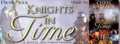 How About An Historical Romance! Chris Karlsens Knight In Time Might be just what you need!  KNIGHTS IN TIME  by Chris Karlsen  Genre: Historical Romance with time travel element  Best-selling series together for the first time in a boxed set.  Three friendswarrior knights One battle will change their lives Love will change their worlds.  HEROES LIVE FOREVER  Elinor Hawthorne has inherited a house haunted by two medieval knights Basil Manneville and Guy Guiscard. Basil is literally the…