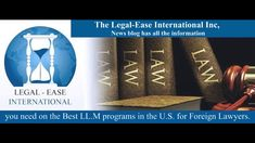 M news, Law School News for the Foreign Lawyer Law School, News Blog, Lawyer, Videos