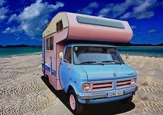 Autocaravana Inglesa Bedford 1978 - Street Trucks