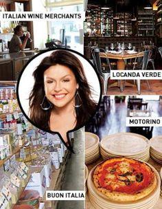 Rachael's Favorite Italian Spots in New York City - Rachael Ray Every Day