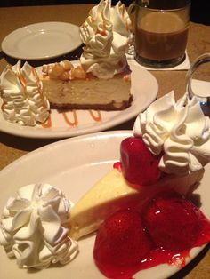 Atlanta, GA - Cheese Cake Factory - Cheeeeeeeese Cake