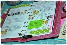 …My Perfectly, Imperfect Everyday Life… » Filofax
