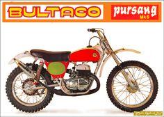 Mx Bikes, Dirt Bikes, Bultaco Motorcycles, Motorbikes, Motos Trial, Motorcycle Dirt Bike, Vintage Bikes, Bobber, Diecast
