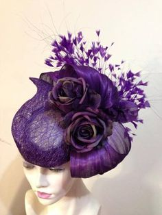 Millinery by Miss Lauren