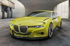 BMW 3.0 CSL Hommage (2015): Vorstellung - Bilder - autobild.de