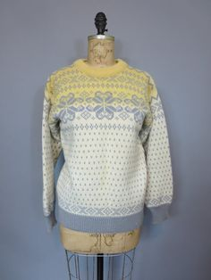 """LABEL: """"Dale of Norway"""" Norwegian Knitting, Vogue Knitting, Knitting Charts, Vintage Sweaters, Beading Patterns, Vests, Norway, Label, Wool"""