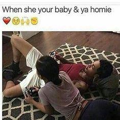 ριntєrєѕt: @αlrєadуtαkєnxσ♡  When day I just want to stay home after buying a new game and my girl and i just play it all day into we beat it