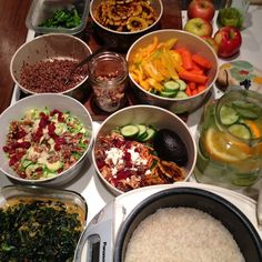 Weekly Meal Prep // shutterbean