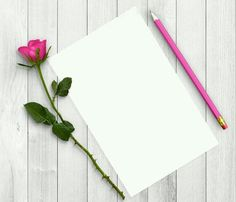 Personalized Note Pad Personalized Notepad by dpdesignsco on Etsy Framed Wallpaper, Flower Background Wallpaper, Flower Backgrounds, Wallpaper Backgrounds, Note Paper, Writing Paper, Flower Frame, Cute Wallpapers, Clip Art