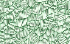 Sample Flashdance Wallpaper in Freshly Mowed by Anna Redmond for Abnormals Anonymous