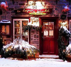 Lapin Sauté Vieux Québec
