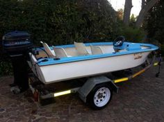 excellent condition and combination: Sport,Fishing,Double Hull Boat – solid construction, 4 seater with Driver console and steering – excellent condition (worth alone R8000