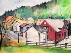 Grethes heimeside - www.gretheskunst.com Nye, Painting, Art, Painting Art, Paintings, Drawings