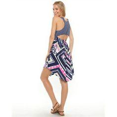 Roxy Sky Dive Dress Dresses Available in Sky Dive - Fashion Brand Sale AU$69.99