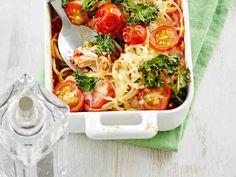 Tonnikala-spagettivuoka