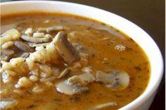 Rich & Hearty Mushroom Barley Soup - Pacific Foods | Vegetarian Diet, Vegan Diet, Dairy Free, Corn Free, Soy Free