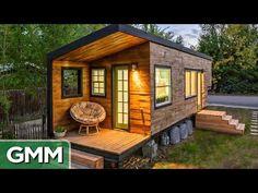 Lego-style DIY house - YouTube