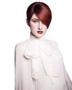 White Collection - Created by Eric Fisher Salon - Photo by Eric Fisher (www.ericfishersalon.com)