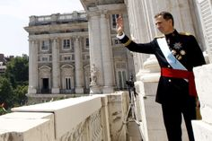 King Felipe Wants Spain to Put Young Generation to Work.(June 20th 2014)