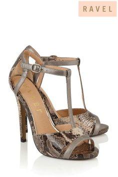 Buy Ravel High Heel Sandal online today at Next: Belgium