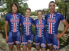 USA Cycling goes retro for London