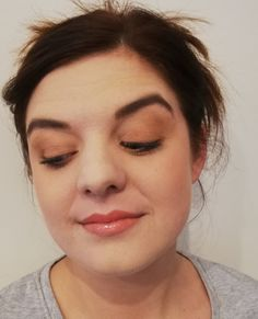 Here is a soft beautiful #makeup look Alison created on Kelly. We are getting a lot of people ready for Christmas 🎄 Book your hair and makeup with us this December and enjoy a free glass of wine or champagne. #hairstyles #makeup #Xmashair #Xmasmakeup #Chilham #Cantetbury #hairup