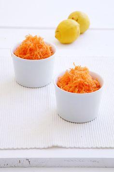 Carrot Salad, Carrots, Salads, Healthy, Simple, Recipes, Carrot Slaw, Carrot, Salad