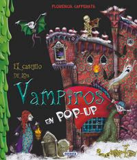 Castillo De Los Vampiros, El (pop-Up). Florencia Cafferata. Elkar.eus Tapas, Pop Up, Comic Books, Christmas Ornaments, Comics, Holiday Decor, Php, Products, World