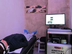 "CENTRO MEDICO E DI FISIOKINESITERAPIA "" Dr. P. Crupi "" - медицинский центр в Италии, в нем активно используют Kinetrac knx-7000"