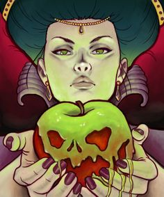 Evil Queen by Alicia Jagels