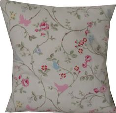 vintage white pillow for crib- to add fringe