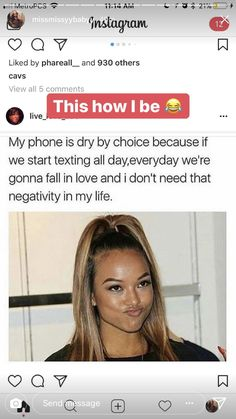 Yup I don't need that negativity rn 😂 Bae Quotes, Real Talk Quotes, Mood Quotes, Funny Quotes, Talking Quotes, Twitter Quotes, I Can Relate, Queen Quotes, My Guy
