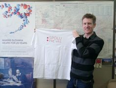 Want to win this new t-shirt?  Listen to the Sunday show and answer the question: http://www.rtvs.sk/radio/relacie/detail/slovakia-today-english-language-current-affairs-programme-from-slovak-radio/archiv?date=16.02.2014&station=rsi  Send us your answer to englishsection@slovakradio.sk and win this t-shirt!