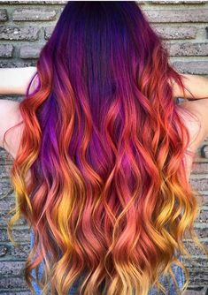 Wanna wear some kind of unique hair colors? We are going to show you here latest ideas of pulp riot hair colors transformations to wear in 2018. You just need to visit this page for these modern hair colors and highlights for cutest hair looks.