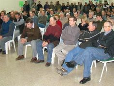 Regionales | Viernes con asamblea de tamberos | Foto: EDXD | Leé la nota completa en http://www.pilarenlaweb.com.ar/2012/08/regionales-viernes-con-asamblea-de.html