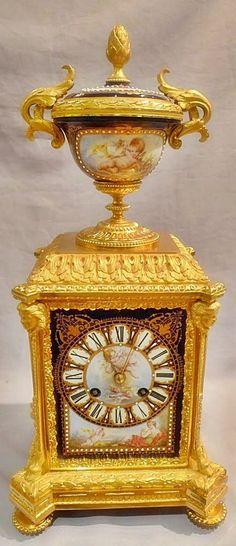 Antique Clocks :        -Read More –   - #Clocks