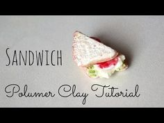 how to: miniature half of a sandwich