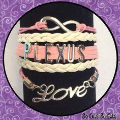 Infinity Plexus Love  Bracelet