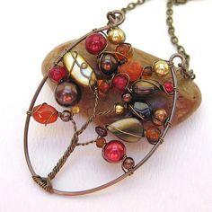 Autumn Tree of Life | Jewelry Making500 x 50099.2KBpinterest.com