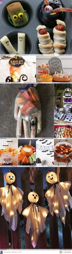 Halloween Party Ideas & Activities - www.youknowit.com