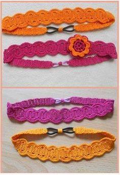 Free Crochet Patterns Copyright 2016 Kinga Erdem, My Hobby is… Iphone Wallpaper Bible, Iphone Wallpaper Inspirational, Crochet Baby, Free Crochet, Knit Crochet, Crochet Thread Patterns, Crochet Hair Accessories, Baby Accessories, Crochet Projects