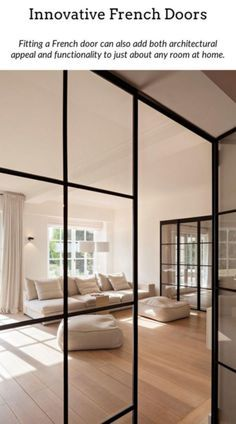 French Doors. Incorp