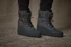 "adidas YEEZY 950 ""Season 1"" (Duckboot) - EU Kicks: Sneaker Magazine"